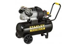 """Stanley Fatmax - Compresseur lubrifié à bicylindre en """"V"""" 50L - 3HP"""
