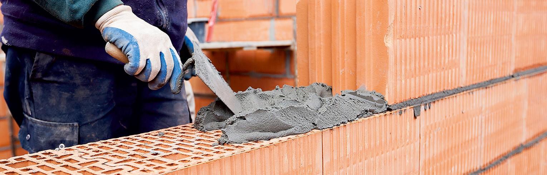 Gros Œuvre - Construction-Ciment - Chaux-Ciment Blanc